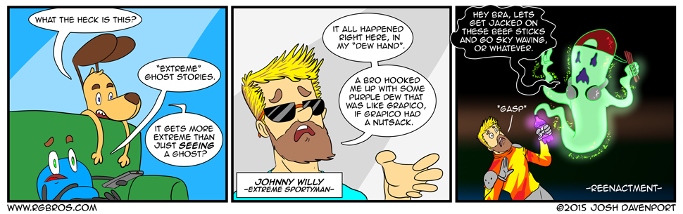 Spectral Beefstick